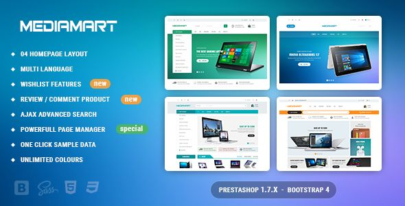 Mediamart - Facilitate Responsive PrestaShop 17 For Hi-Tech, Mobile - sample research log template