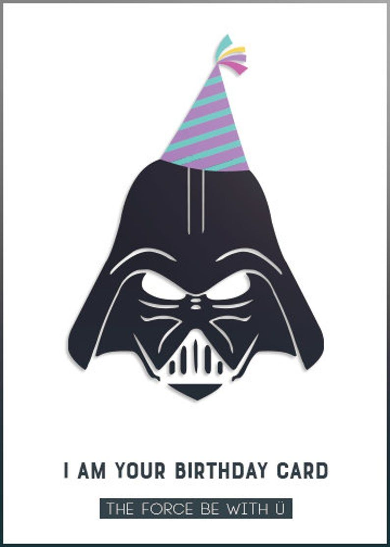 Star Wars Birthday Invitation Card Star Wars Card Digital Paper Pack Star Wars Art Custom Art Paper For Print Custom Birthday Card In 2021 Star Wars Birthday Invitation Star Wars Happy