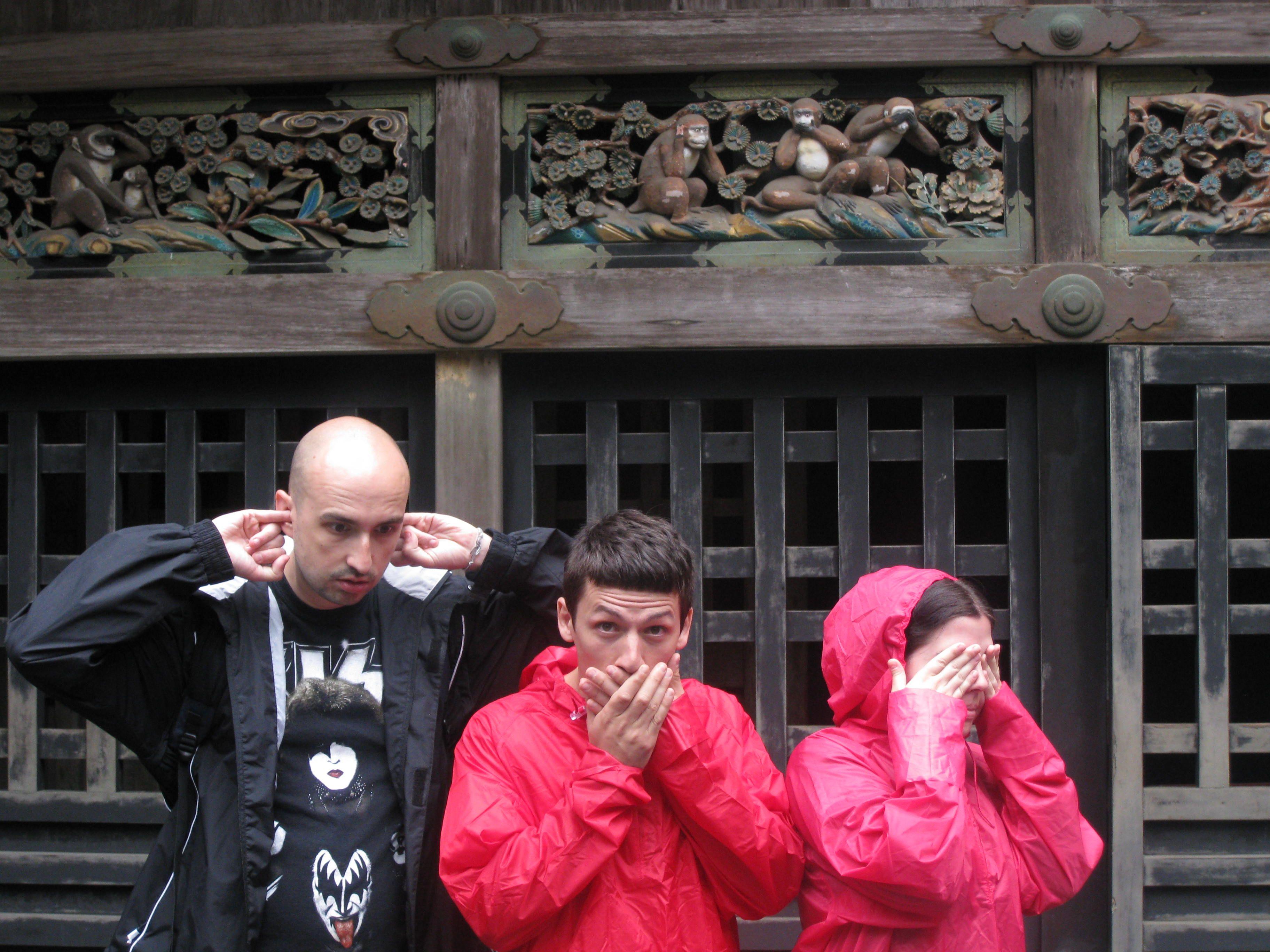Toshogu Temple. Nikko, Japan.