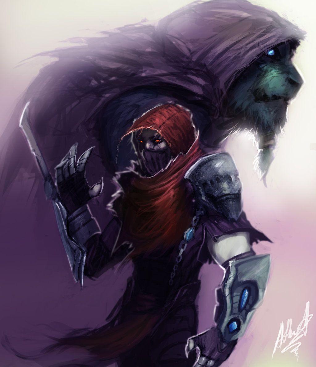Night Hunter Zed By Artisticphenom Deviantart Com On Deviantart
