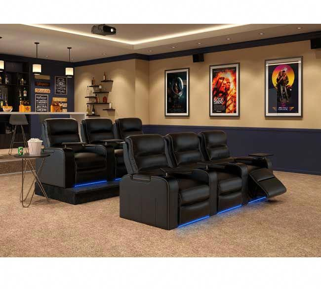 Home Theater Design Ideas Diy: HT Riser/Platform On Sale #basementroom