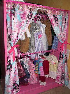 Quick Diy Newborn Closet Or In Our Case Doll Closet Lelie Ximena
