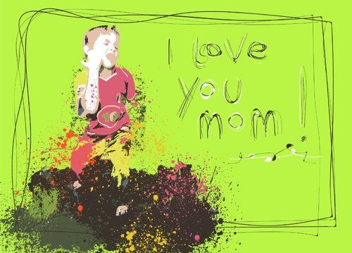 #mother's day #mom #mother #card #love
