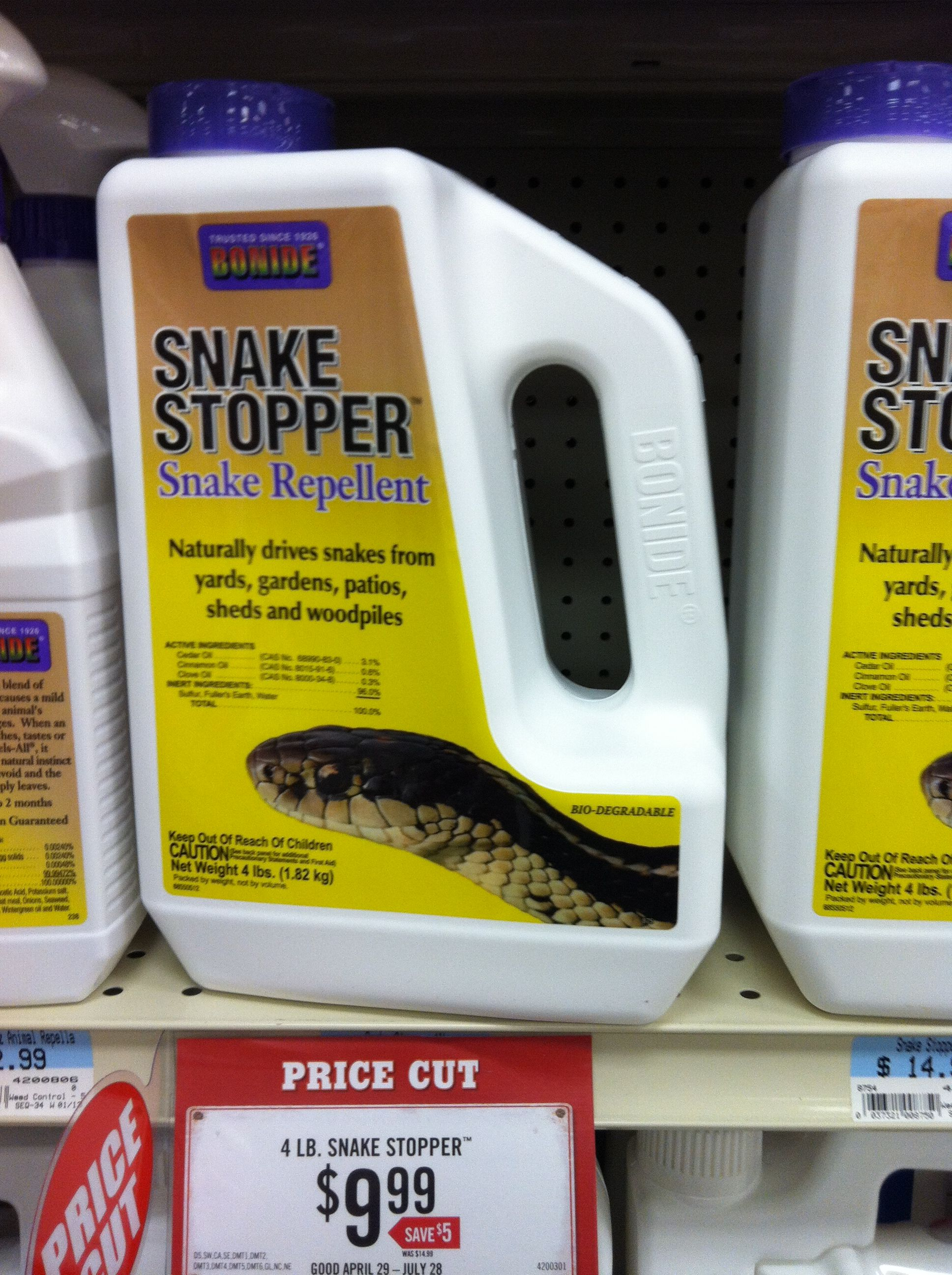 Pin By Jackie Mccuistion On Gardening Snake Repellant Homemade Bird Houses Garden Snakes