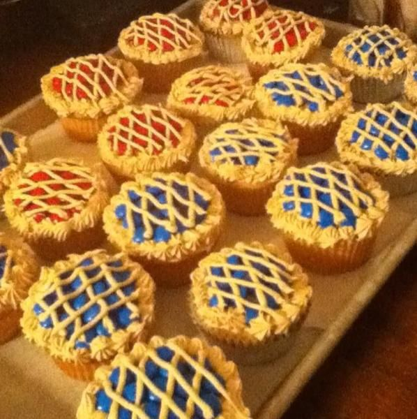I found 'Pie Cupcakes' on Wish, check it out!