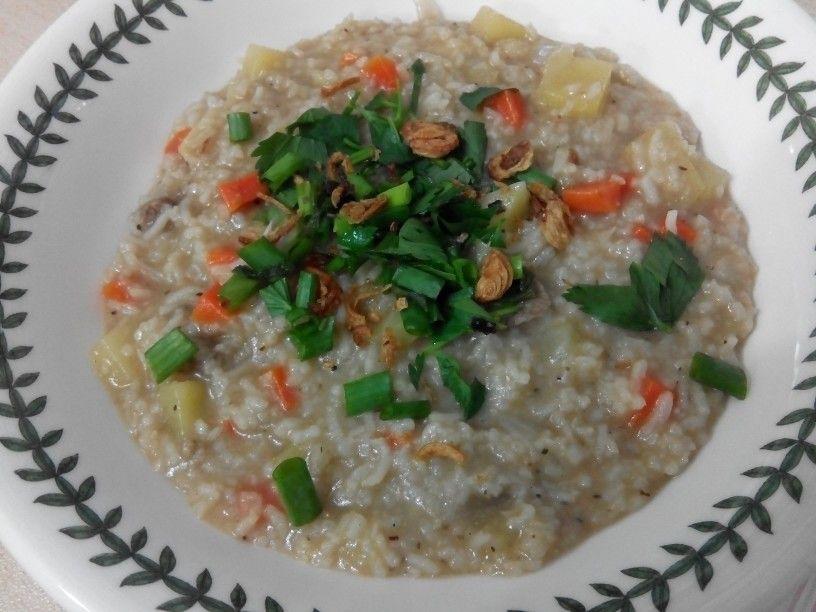 Bubur Asyura Aka Bubur Lambuk Johor 101014 Makanan Dan Minuman Makanan