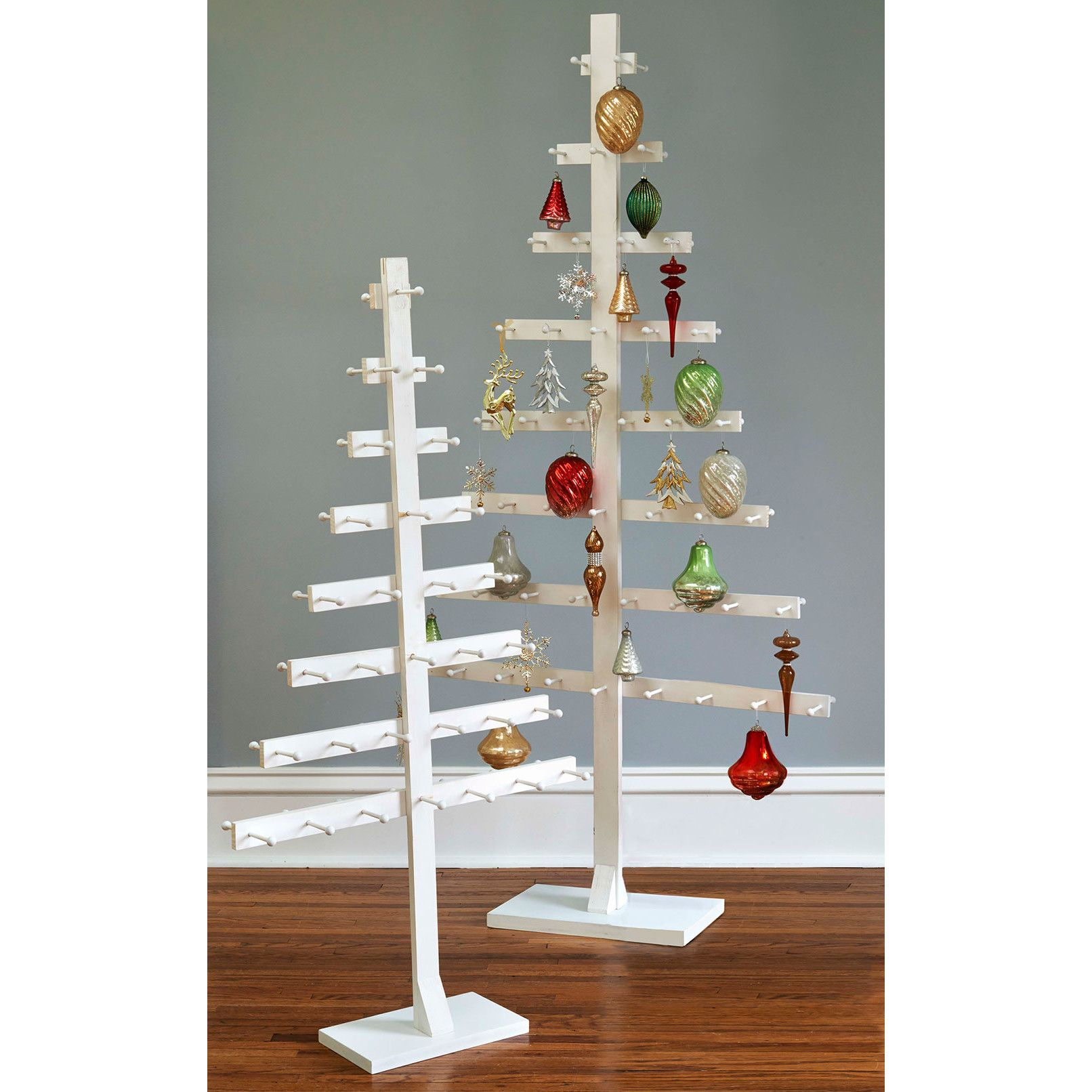 Merchandisers Slatted Display Tree - Wayfair