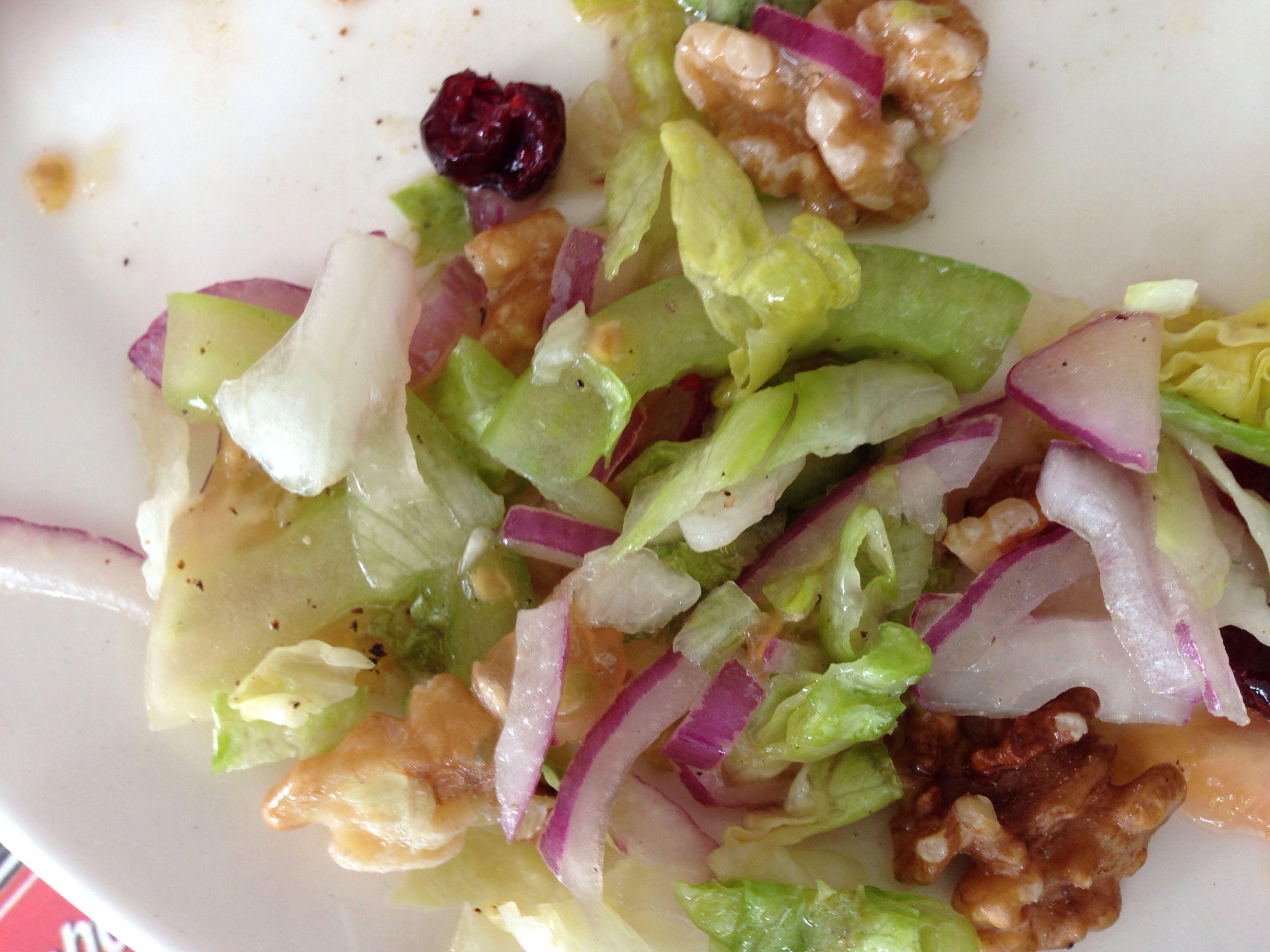 Salad menú del día Carlos E