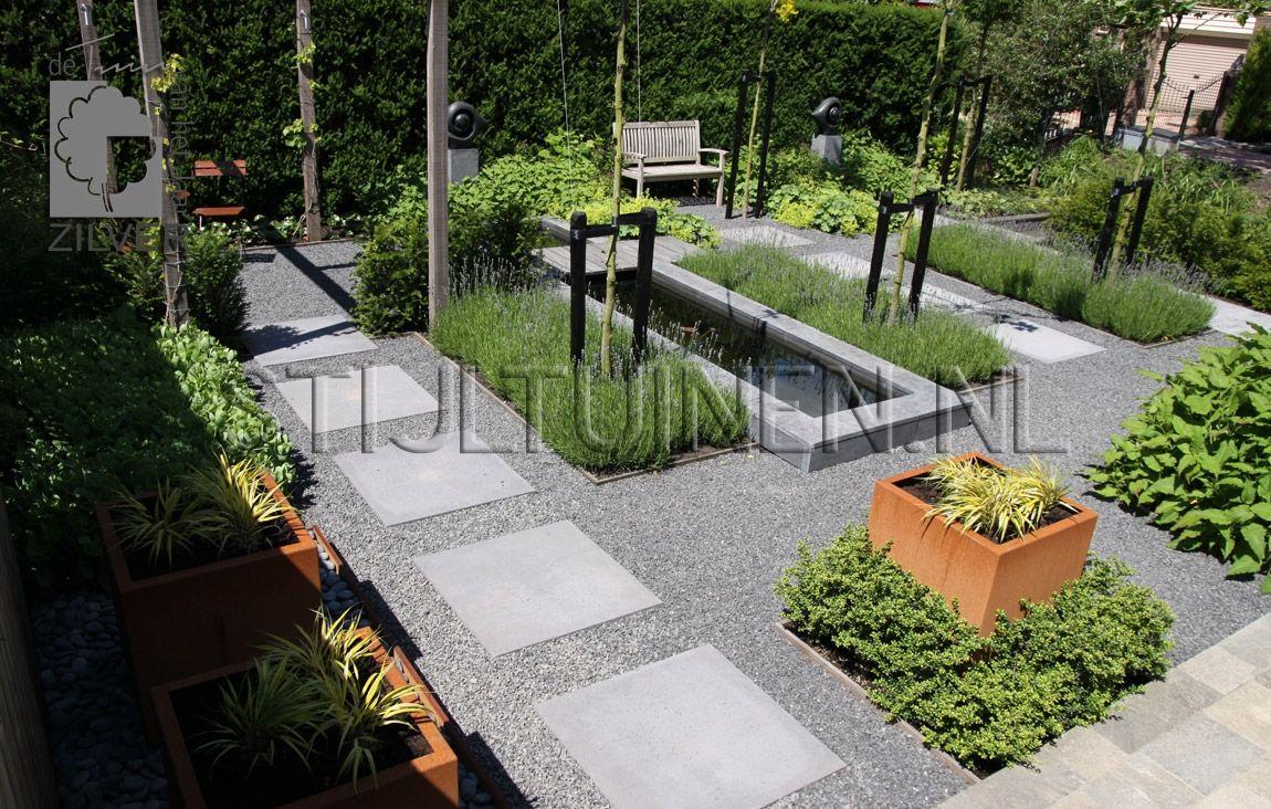 Pin de danyboy mena en jardinn pinterest for Ideas para el patio trasero