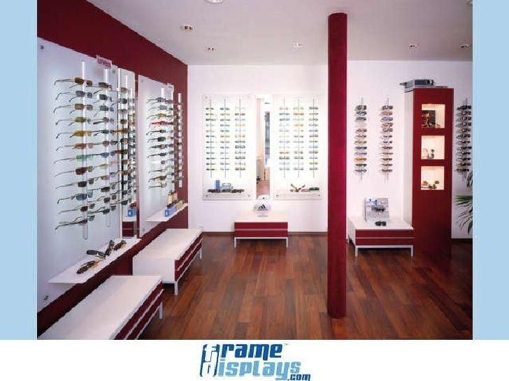 Frame displays Optical Store Display Samples | diseño de opticas ...