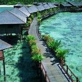 Best Place for Holidays, Sipadan Island – Malaysia