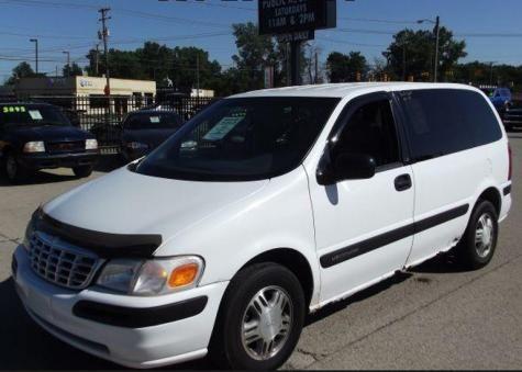 Used 1997 Chevy Venture Minivan Under 1000 In Mi Near Detroit