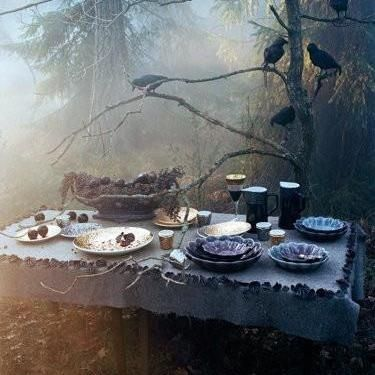gothic table settings | Enchanted Inpirations | Pinterest | Table ...