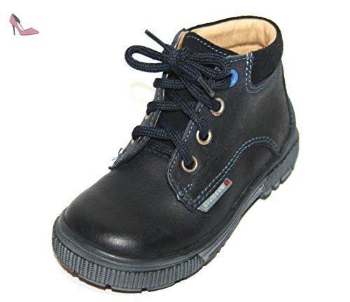 Chaussures Richter bleues garçon PX47KFB