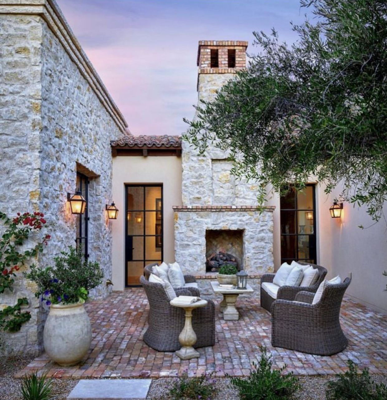 patio inspiration mediterranean homes mediterranean on extraordinary mediterranean architecture style inspiration id=32563