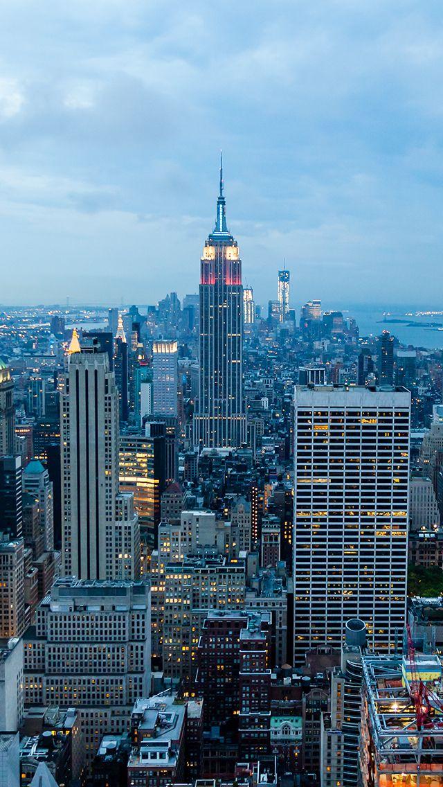 New York City Buildings HD Desktop Wallpaper for K Ultra HD