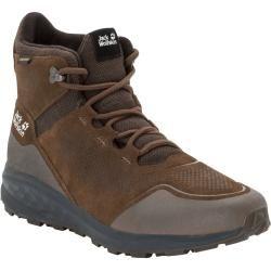 Photo of Jack Wolfskin sapatos de inverno impermeáveis homens Coogee Texapore Wt Mid Men 43 marrom Jack Wolfskin