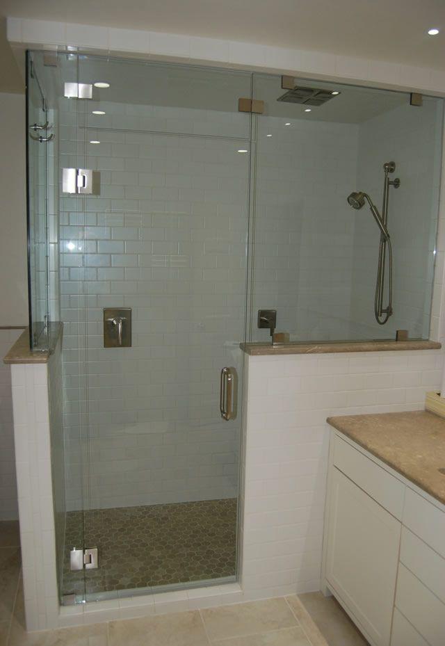 shower pony wall height - Google Search | :: bathroom ...