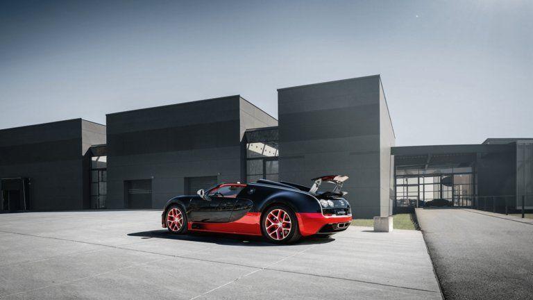 Bugatti Veyron 16.4 - Grand Sport Vitesse #bugattiveyron