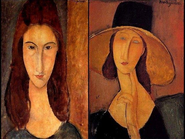 Jeanne Modigliani: Amedeo Modigliani Portrait Of Jeanne