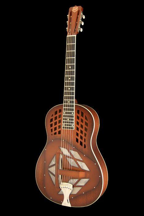 Resonator Guitar Design Players Cool Things Music Instruments Banjo Acoustic Guitars Musical