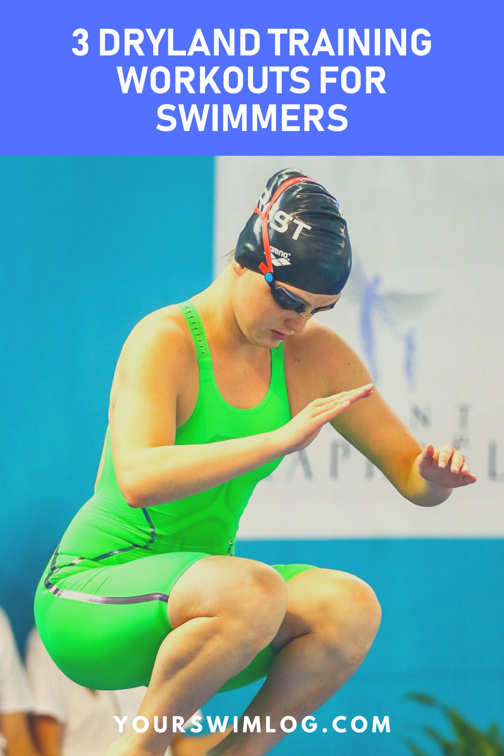 3 Dryland Training Workouts For Competitive Swimmers In 2020 Workouts For Swimmers Dryland Workout Swimmers Workout Dryland