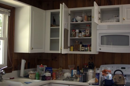 How To Organize A Small Kitchen Without Pantry