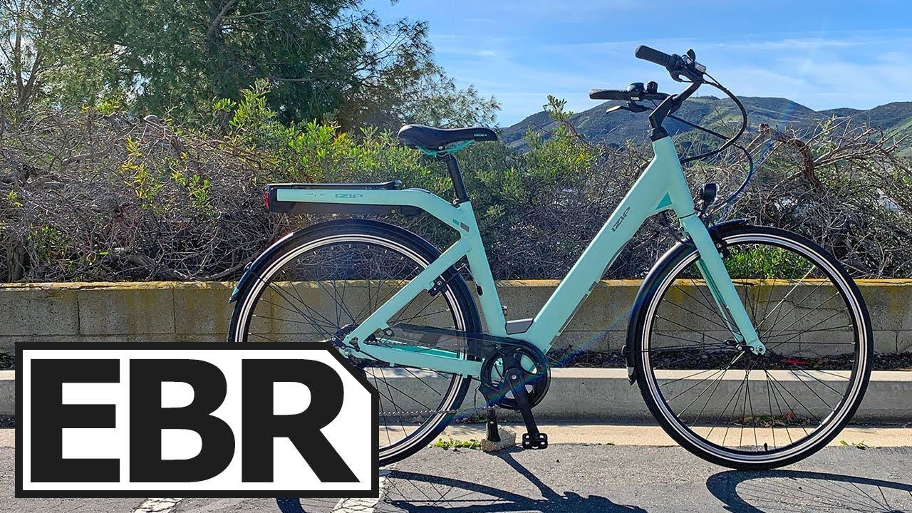 IZIP E3 Loma Video Review - $1 7k | THE ELECTRIC BIKES AND