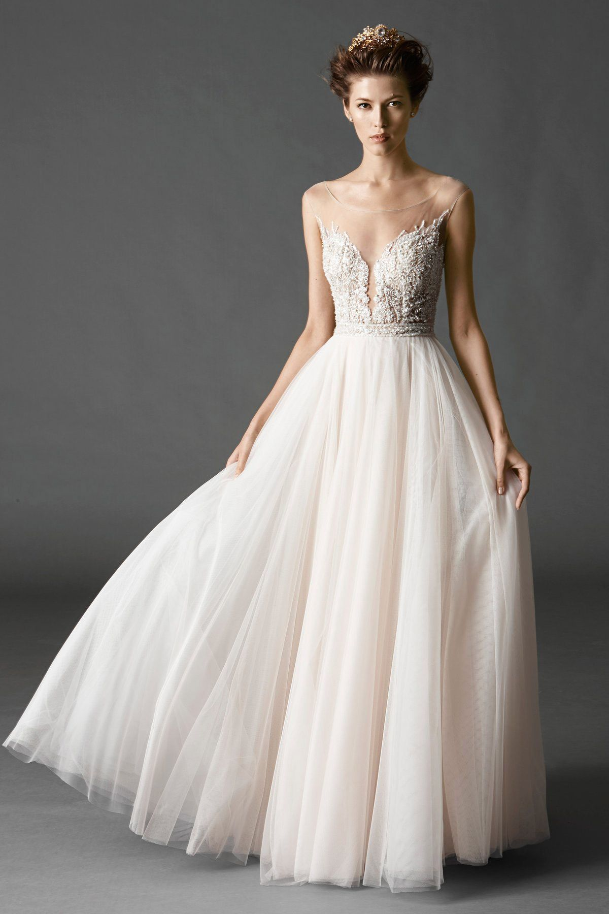 b81d2f63bd Watters Brides Kaliah Gown | || Wedding Inspiration || in 2019 ...