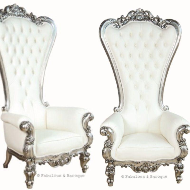 Baroque, chairs,   Baroque Decor   Pinterest   Salons ...