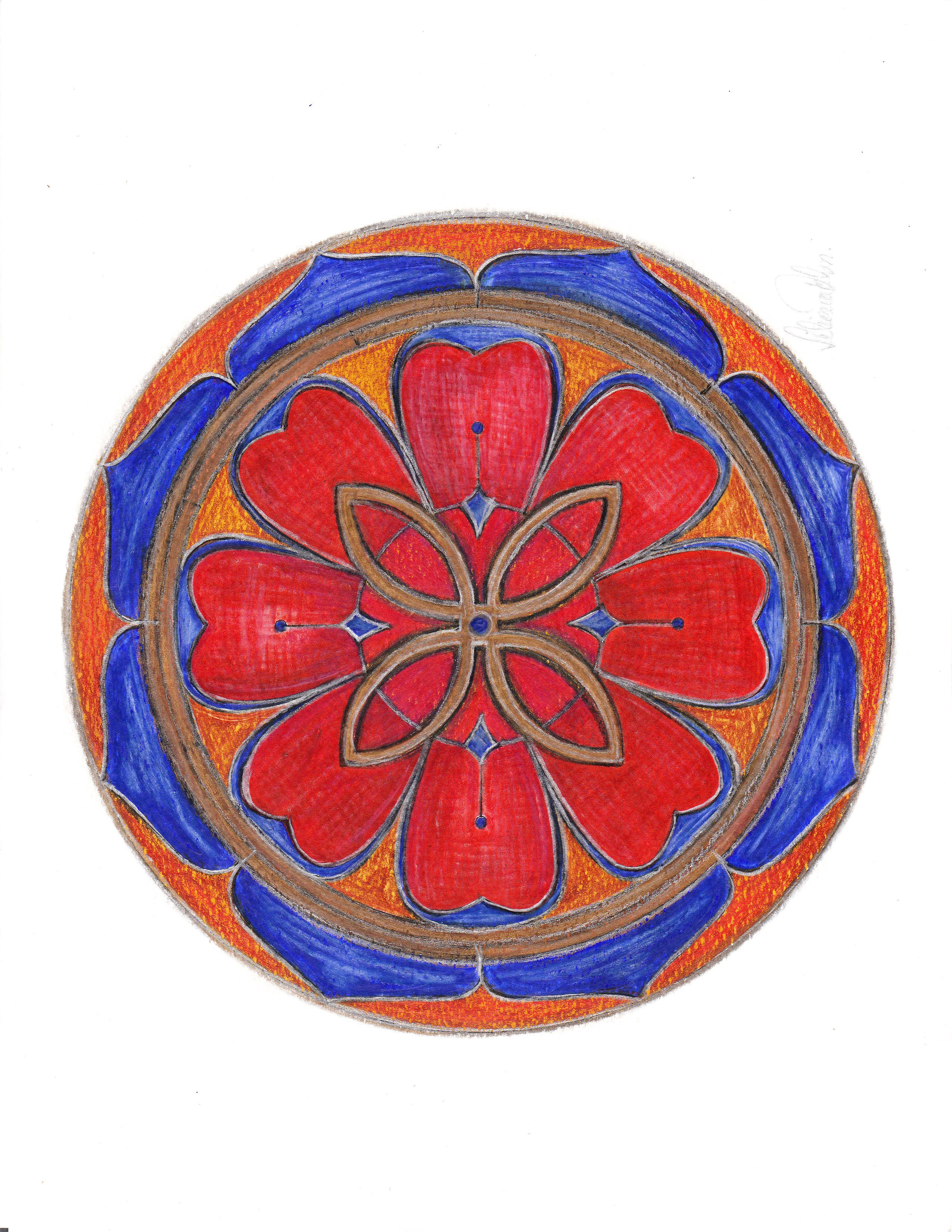 8 flower petals flor de 8 ptalos doublet of positive symbols 8 flower petals flor de 8 ptalos doublet of positive symbols has this mandala buycottarizona