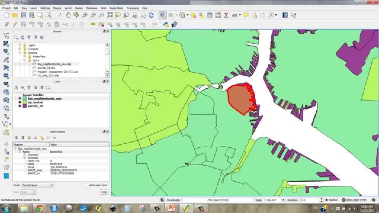 Download Zipcode And Neighborhood Shapefiles Geospatial  GIS - Us zip code gis shapefile