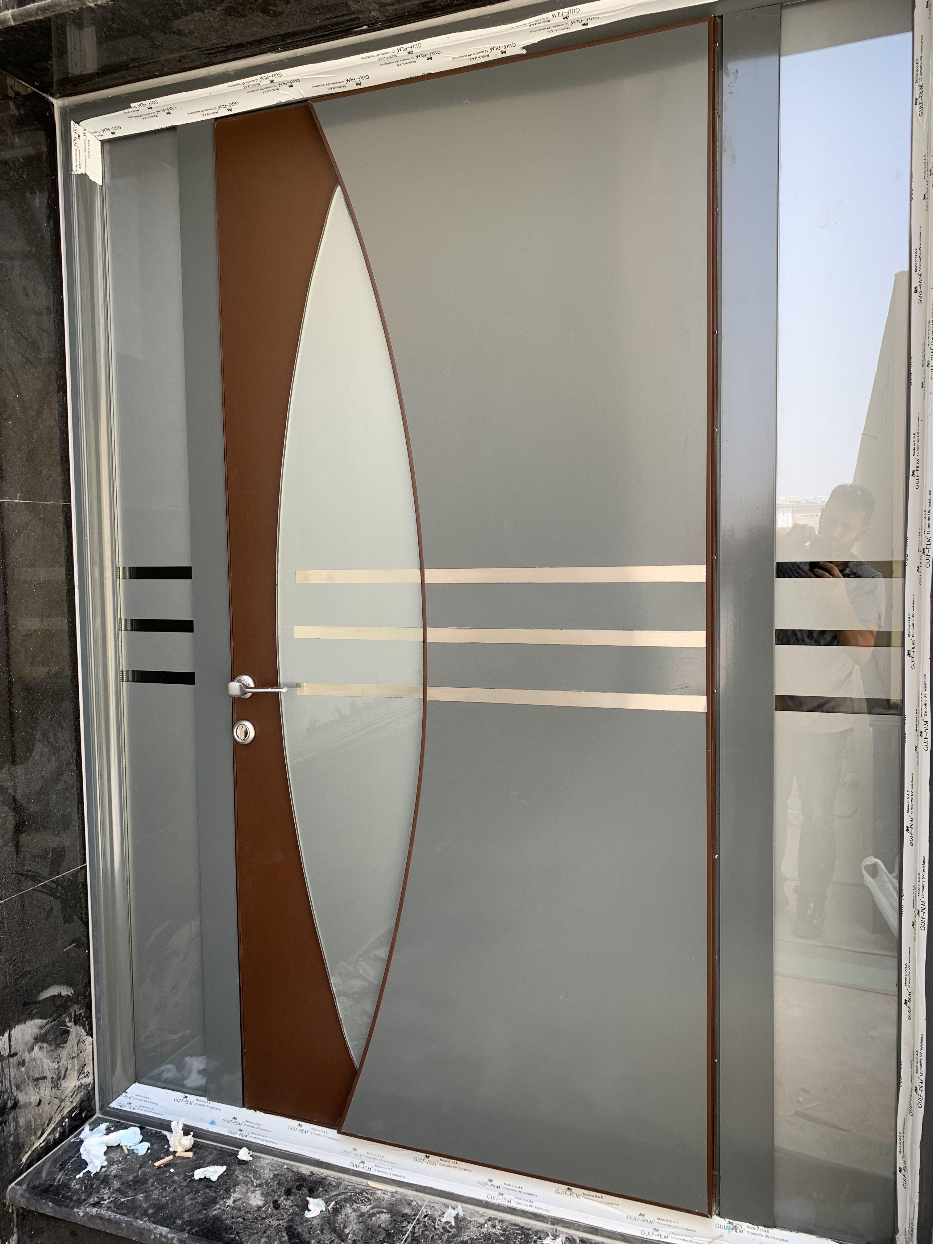 Pin By Gasc Aluminum المنيوم جاسك On ابواب مداخل المنيوم جاسك 0536852254 Home Decor Decor Furniture