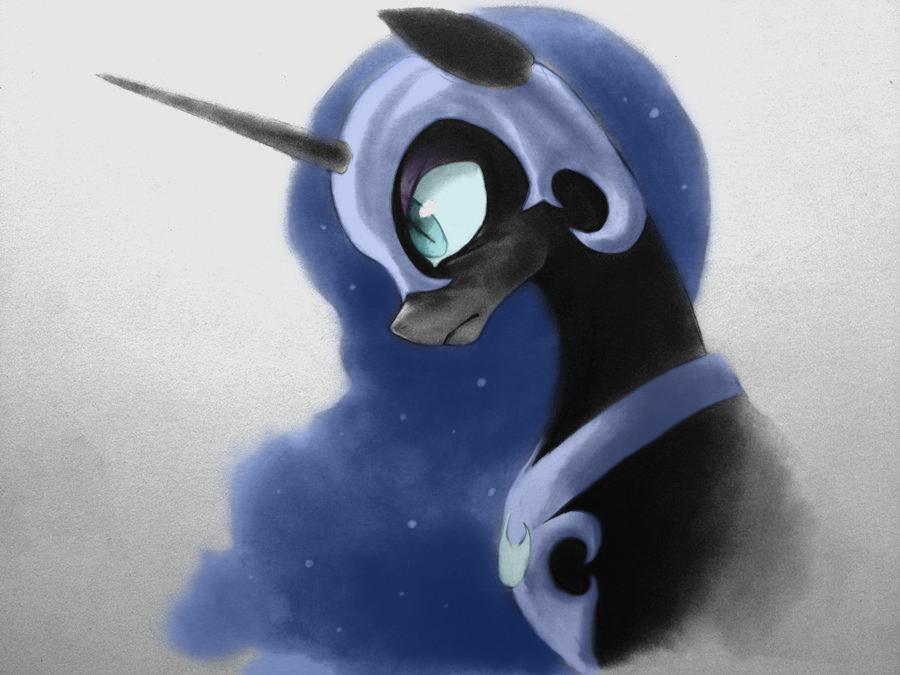 Wrath of Nightmare Moon by Longren.deviantart.com on @deviantART