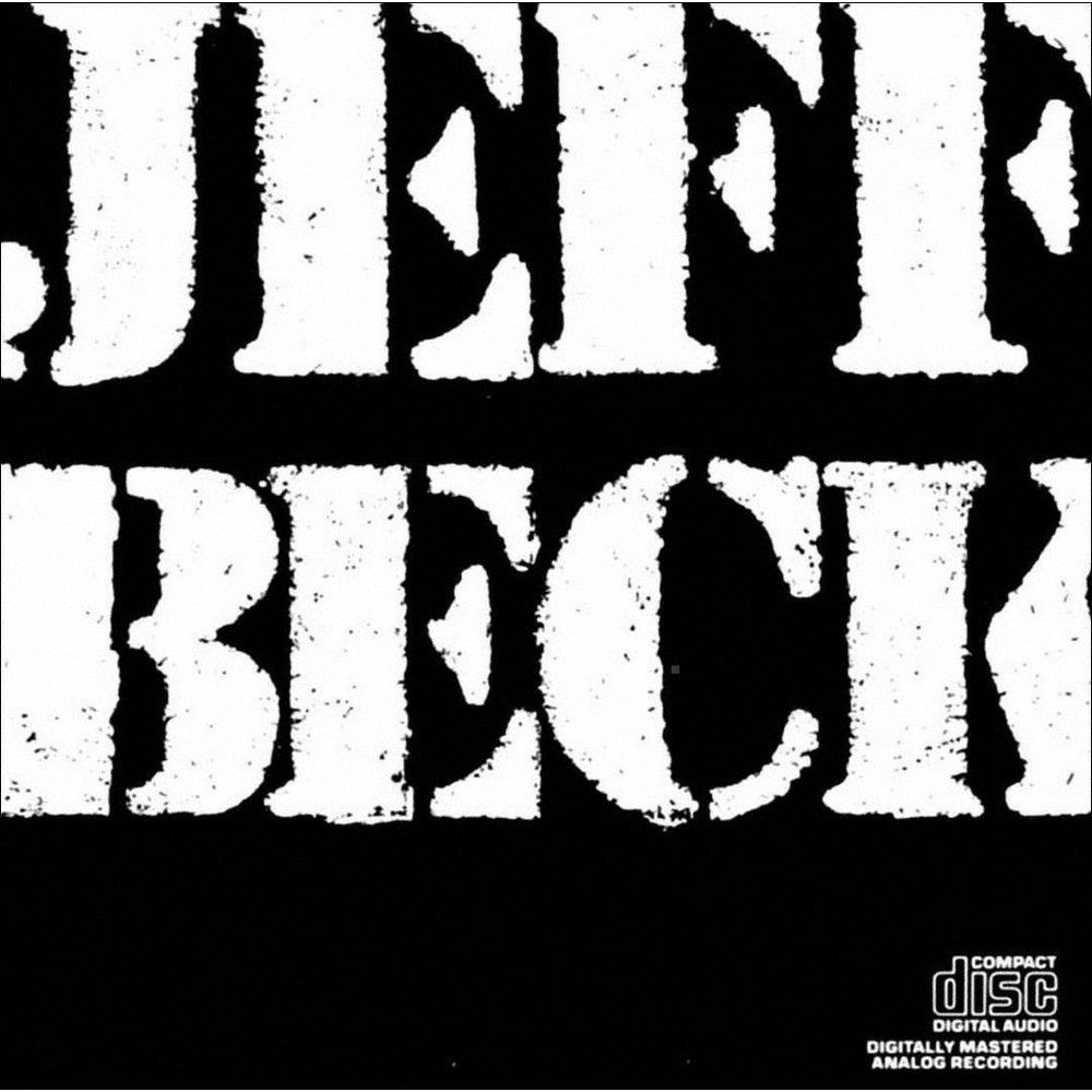 Jeff Beck - There and Back (CD)