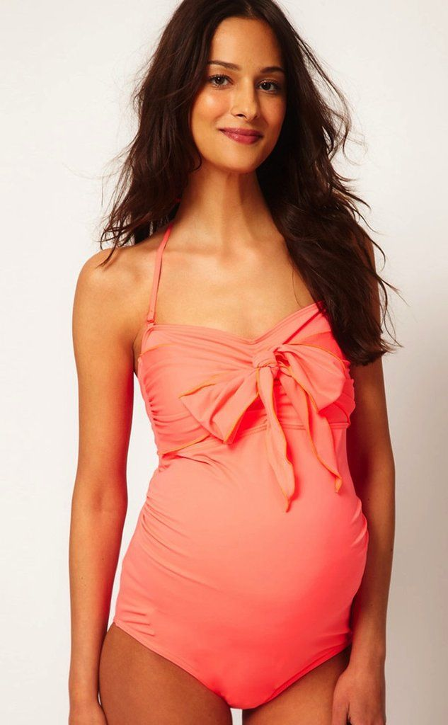 a43ac72933 Beach Babe (on Board!): Maternity Swimwear For Every Trimester ...