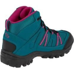 Reduced hiking shoes & hiking boots -  Brütting Ohio High Kids children outdoor and hiking shoe blue...