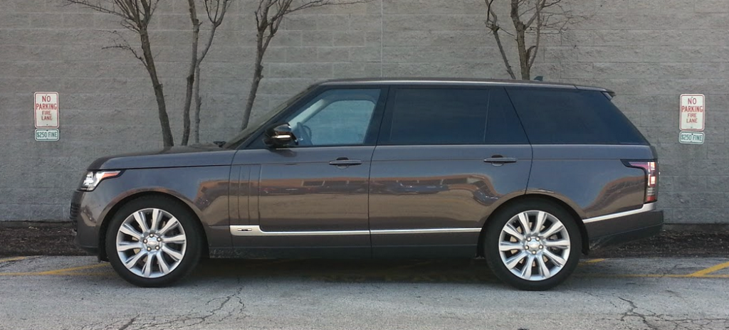 2017 Range Rover Supercharged Lwb Profile Range Rover Supercharged Range Rover Land Rover