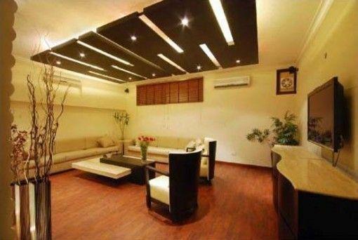low celling design -light-low-profile-panel-bedroom-set