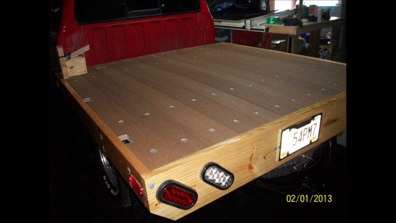 Building A Wooden Truck Bed Mycoffeepot Org