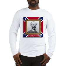 Joseph E. Johnston Long Sleeve T-Shirt  http://www.cafepress.com/Civil_War_1861_to_1865  http://www.cafepress.com/CivilWar1861to1865Part2  http://www.cafepress.com/USCivilWarColoredApparel