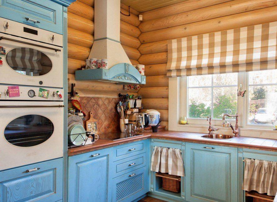 Кухня в стиле кантри: 100 ЛУЧШИХ идей на фото - дизайн ...
