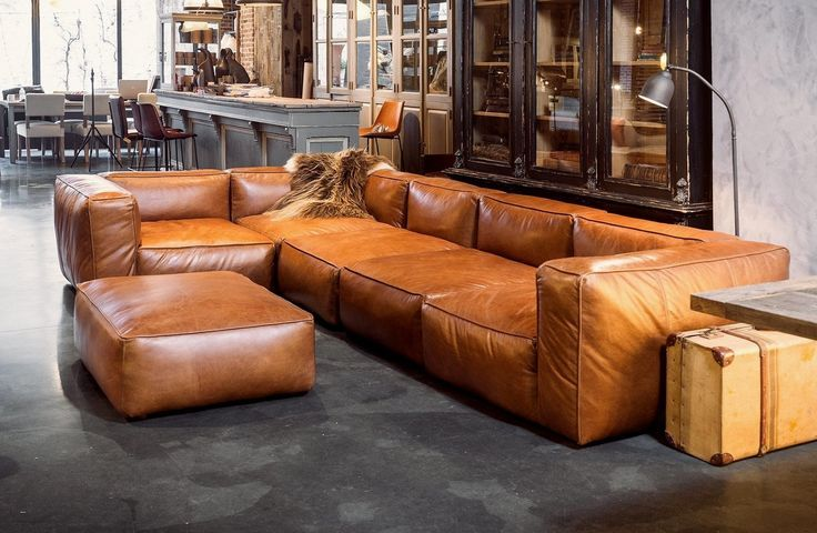 34 Couch Cognac Wohnzimmer Design & Ideen from ledercouch cognac , source:fredhy… – Home Decoraiton