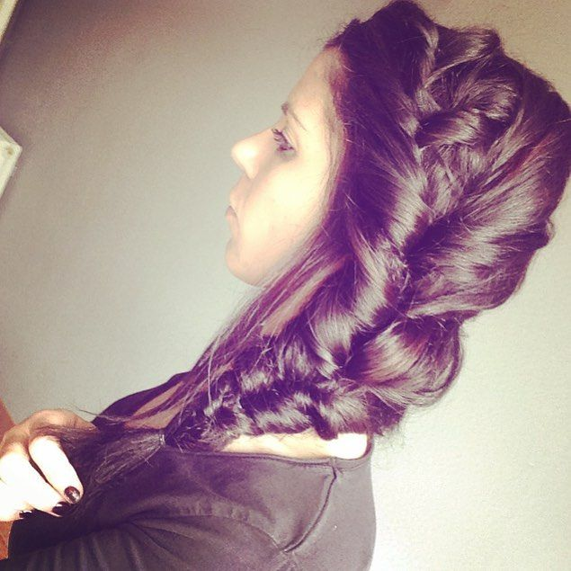 #coiffure #braid  #braids #instabraid #instabraids #instahair  #instahairstyle #hairstyle #hairstylist #hair  #longhair #longhairbrunette #brunettehairstyle  #fishbraid #frenchbraid #hairstyle2016 #braidofday #brunettehairstyle66 #trenza #braidideas #dutchbraid #fourstrandbraid  #fourstrand #hairinspiration #hairideas #hairofinstagram #hairoftheday #hairinspo