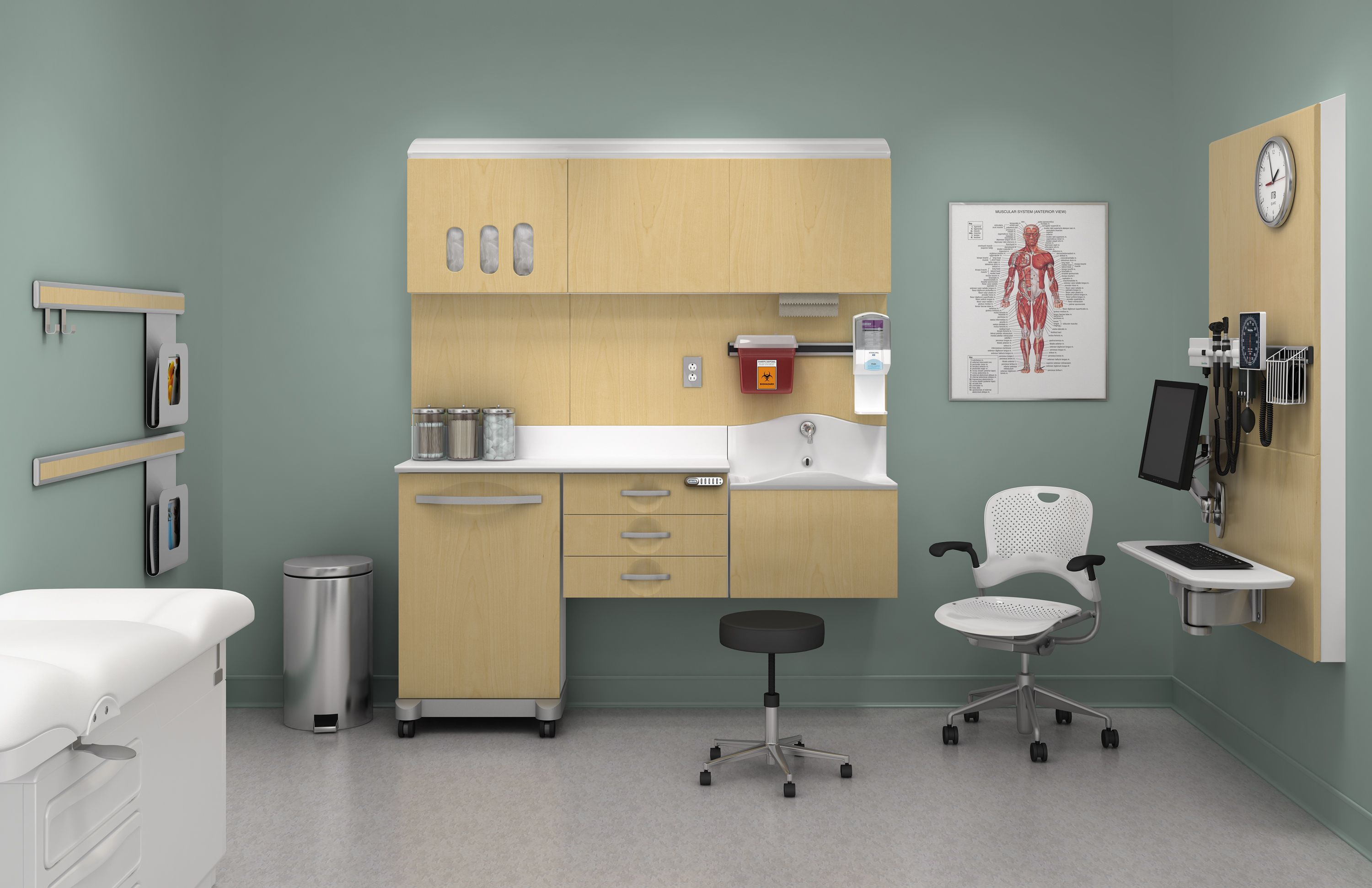 Prime Compass Exam Room Spaces Medical Office Interior Download Free Architecture Designs Embacsunscenecom