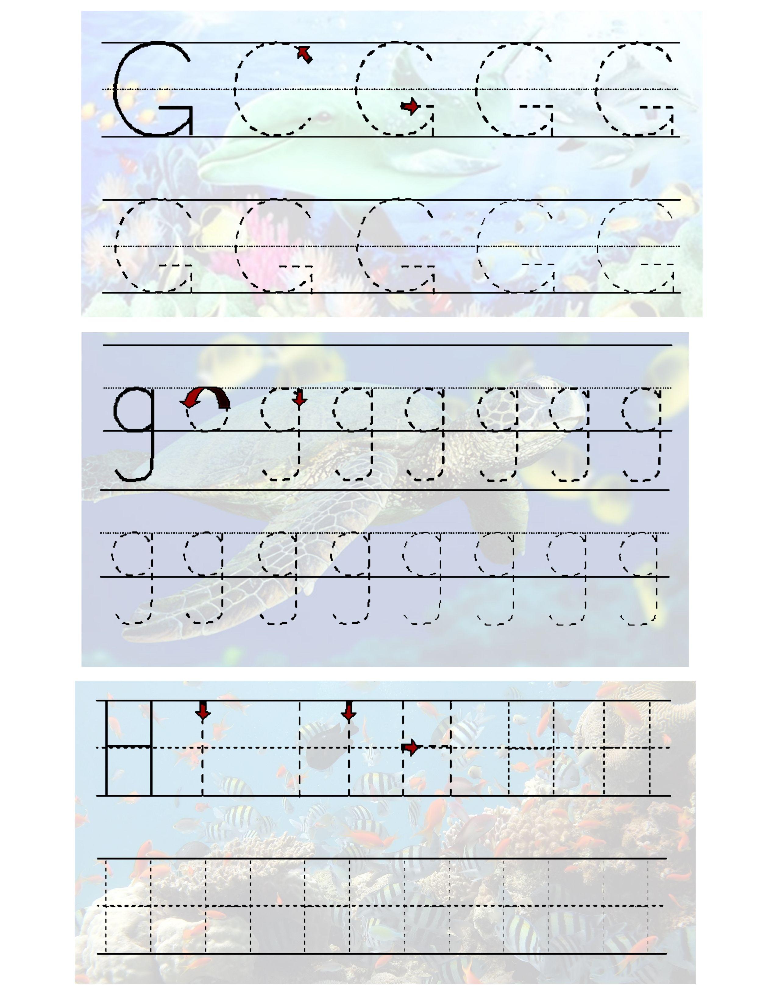Alphabet Tracing 5 17