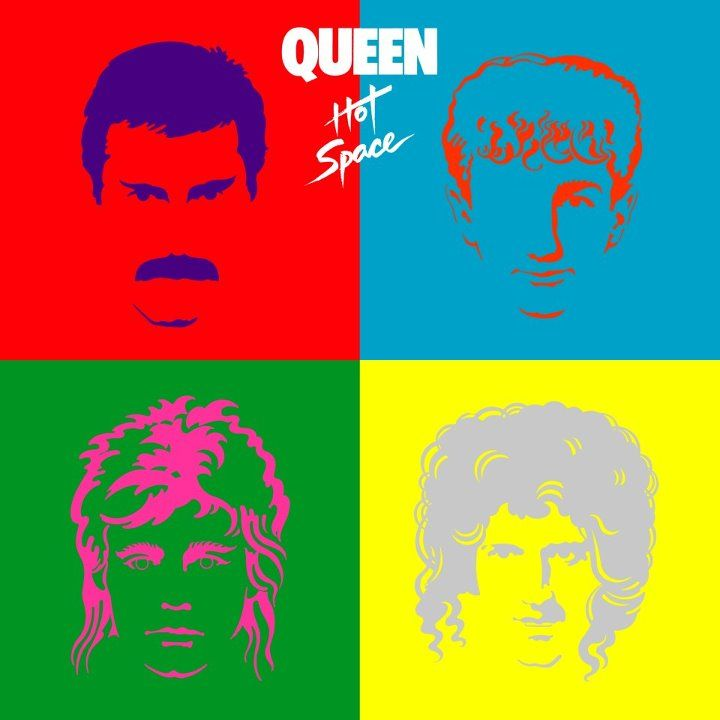 """So I tried a little Freddie..."" [Queen Album Cover]"