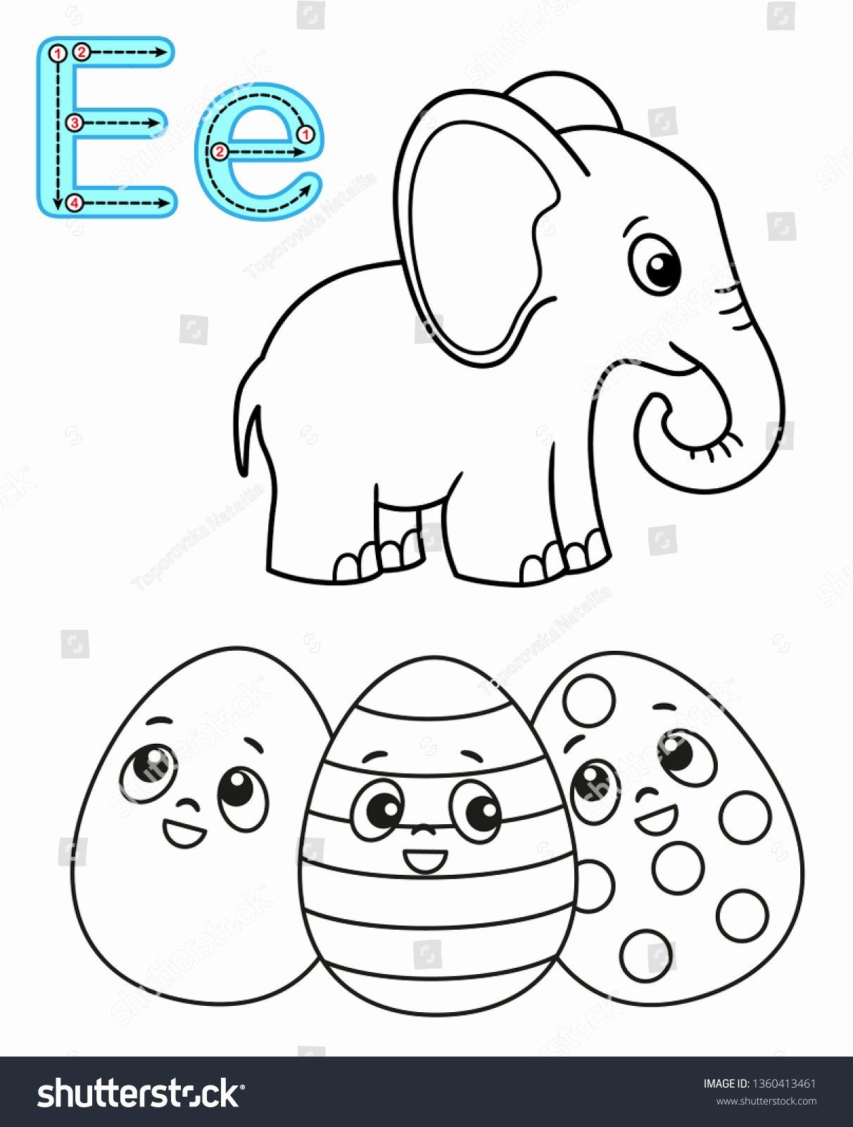 Coloring Book Animals Printable In
