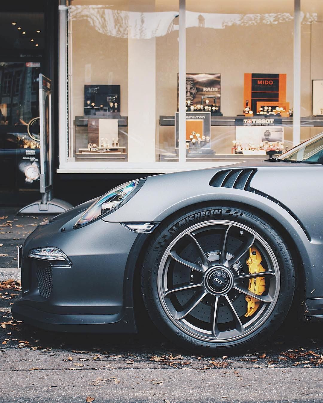 Gt3 Rs Photo By Outpainted Blacklist Porsche Gt3rs By