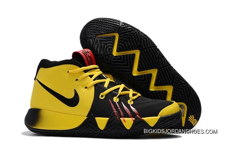 new concept 462c1 359ef Nike Kyrie 3 Mamba Mentality Bruce Lee Tour Yellow Black Online, Price    88.65 - Big Kids Jordan Shoes - Kids Jordan Shoes - Cheap Jordan Kids Shoes